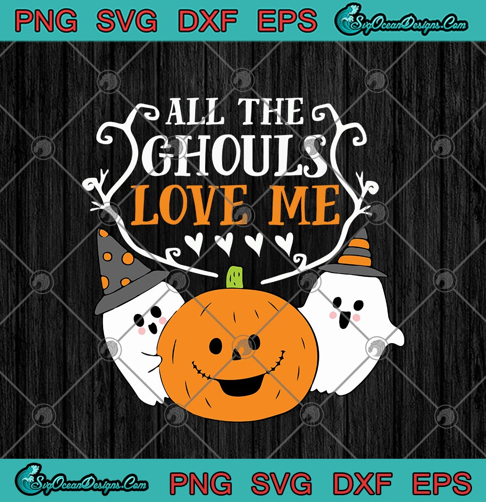 46+ Bootiful Ghoul Halloween Svg Cut File DXF